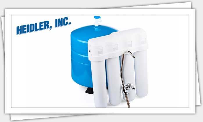 Water Filtration Systems Repair Installation in Annapolis, MD
