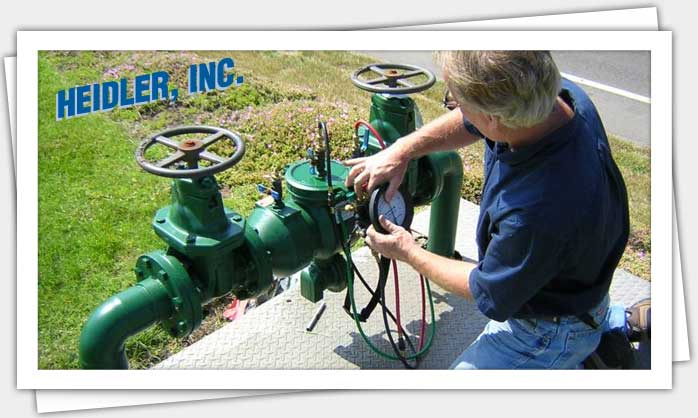 Annapolis Backflow Testing & Certification Services