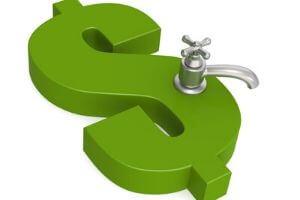 faucet leak cost
