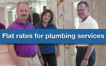 Flat Rate Plumbing