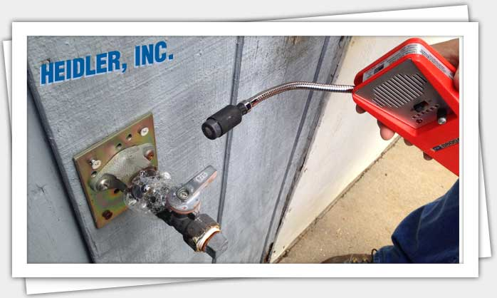 Gas Leak Detection and Repair Service in Annapolis
