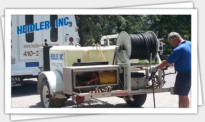 Hydrojetting Services in Annapolis, MD