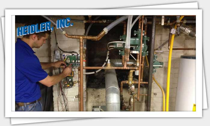 Hydronic System Repair Install Service Annapolis