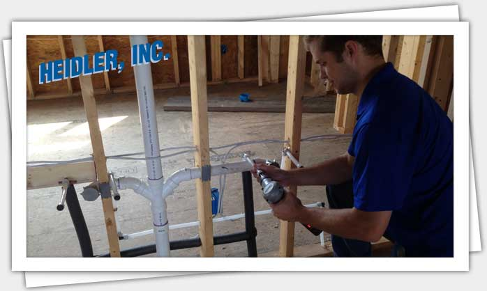 New Construction Plumbing and Heating Services in Annapolis