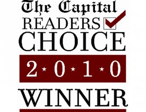 The Capital Readers Choice 2010 Winner