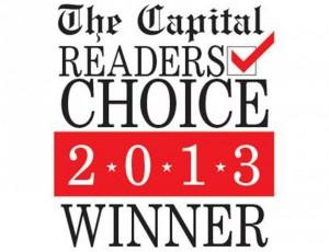 The Capital Readers Choice 2013 Winner