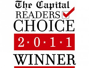 The Capital Readers Choice 2011 Winner