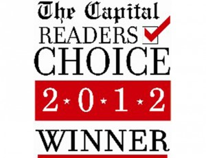 The Capital Readers Choice 2012 Winner