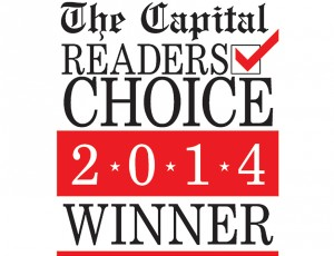 The Capital Readers Choice 2014 Winner