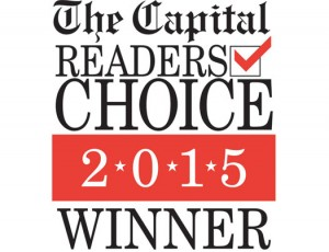 The Capital Readers Choice 2015 Winner