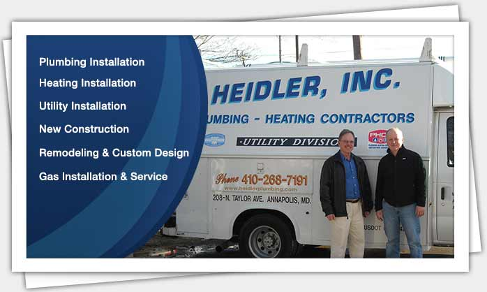 Why Should You Choose Heidler, Inc.